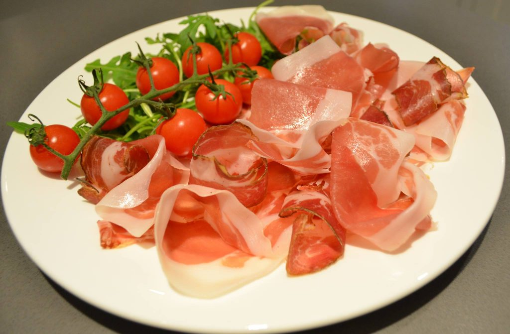 Sarah and Robert Buttle's OSB Air Dried Ham