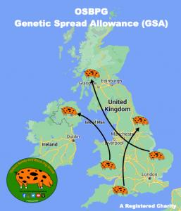 Genetic Spread Allowance Program