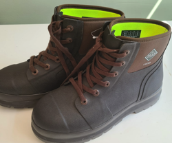 Unisex Muck Boots (Lace Up) Size 8