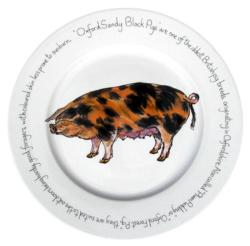 Richard Bramble 30cm Plate